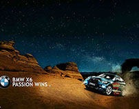 BMW X6 Commerical-PASSION WINS.