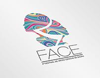 Identidade 2º FACE Festival de Artes Cênicas de Bauru