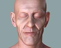 Human Skin Texture Study