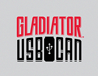 GLADIATOR- USB CAN (2013)
