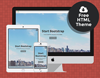 Stylish Portfolio - Free Bootstrap HTML Theme