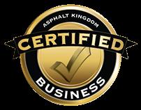 Certified Badges
