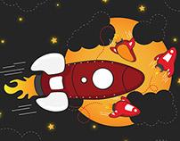 Spaceship Galaxy