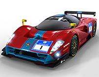 Ferrari P4/5 Rebranding
