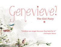 Genevieve - A Typeface