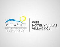 Web Hotel Villas Sol