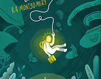 Journey Under the Sea | Book Cover Redesign for Kult