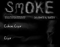 Smoke Brushes for Photoshop