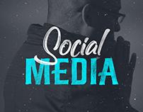 Social Media - Diácono Alberto Araújo