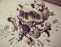 #SkullyJuly Pt.3