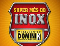 Selo Mês do Inox