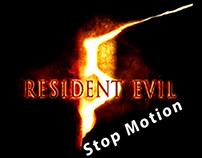 Resident Evil Stop Motion