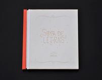 Sopa de Letras / diseño editorial