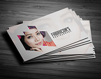 Photography Pro Business Card vol.9