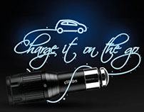 Print Ad - Car Torch - Clikon
