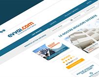 Evvai Tour Operator UX Design
