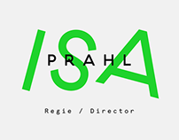 ISA PRAHL – Website