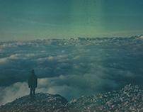 A Hike To Foggy Mountains