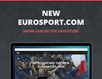 Case study of new Eurosport.com