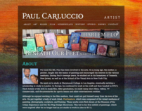 Paul Carluccio Website