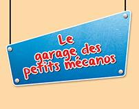 SPEEDY : Les Petits Mecanos