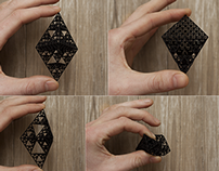 "3D-Print - ""Sierpinski"""