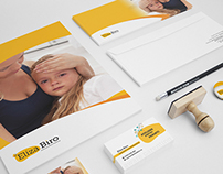Visual Identity for Aware Parenting Trainer
