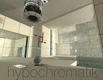 """HypoChromatik"" [portal 2 game custom map]"