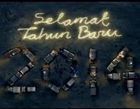 Gudang Garam New Year 2014 Videotron
