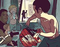 Tranquilo- Graphic Novel