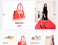 30MS | e-commerce store design