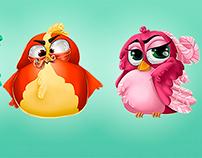 Birds game