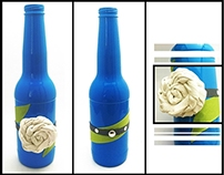 Handcrafted: Bottles