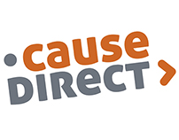Corporate identity of Causedirect