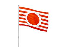 Vidarbha Flag