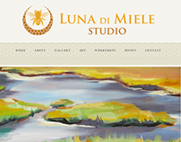 Luna di Miele Studio Website