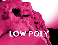Low Poly C4D works