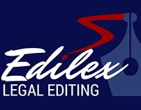 Edilex Legal Editing Logo