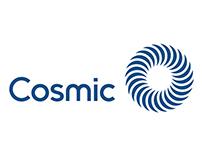 Cosmic Logo Rebrand
