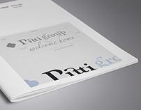 Pitti / Visual identity system