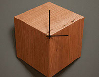 Clock 3 Clock p  by Robocut