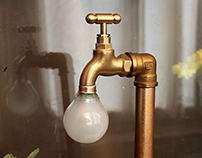 Tap Lamp