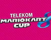 Telekom - Mario Kart 8 Cup Trailer