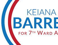 Logos for political candidate