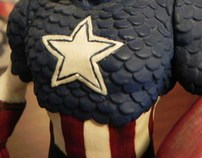Ross Captain America I