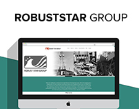 RobustStar Group - Web Design