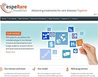 EspeRare website