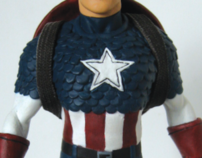 Ross Captain America II