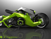 BIKE FROM FUTURE