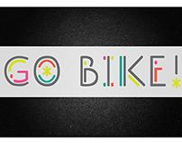 Go Bike! Identity
